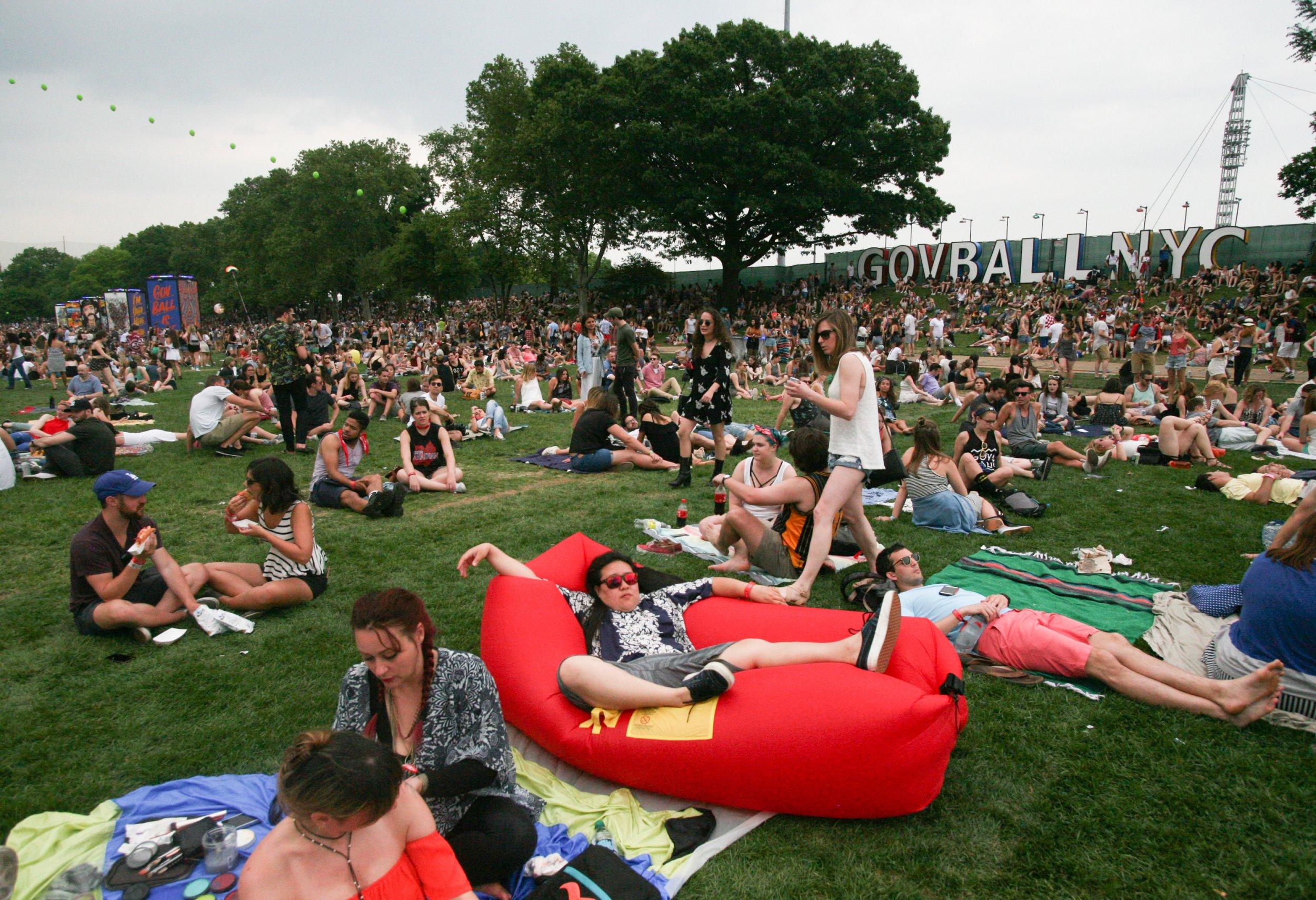 Randall S Island Pop Festival