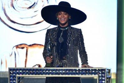 Beyonce at CFDA Awards