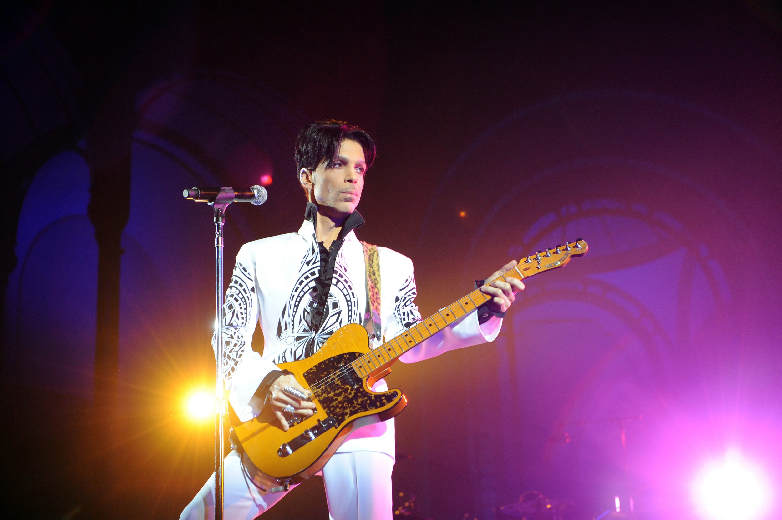 Prince in 2009