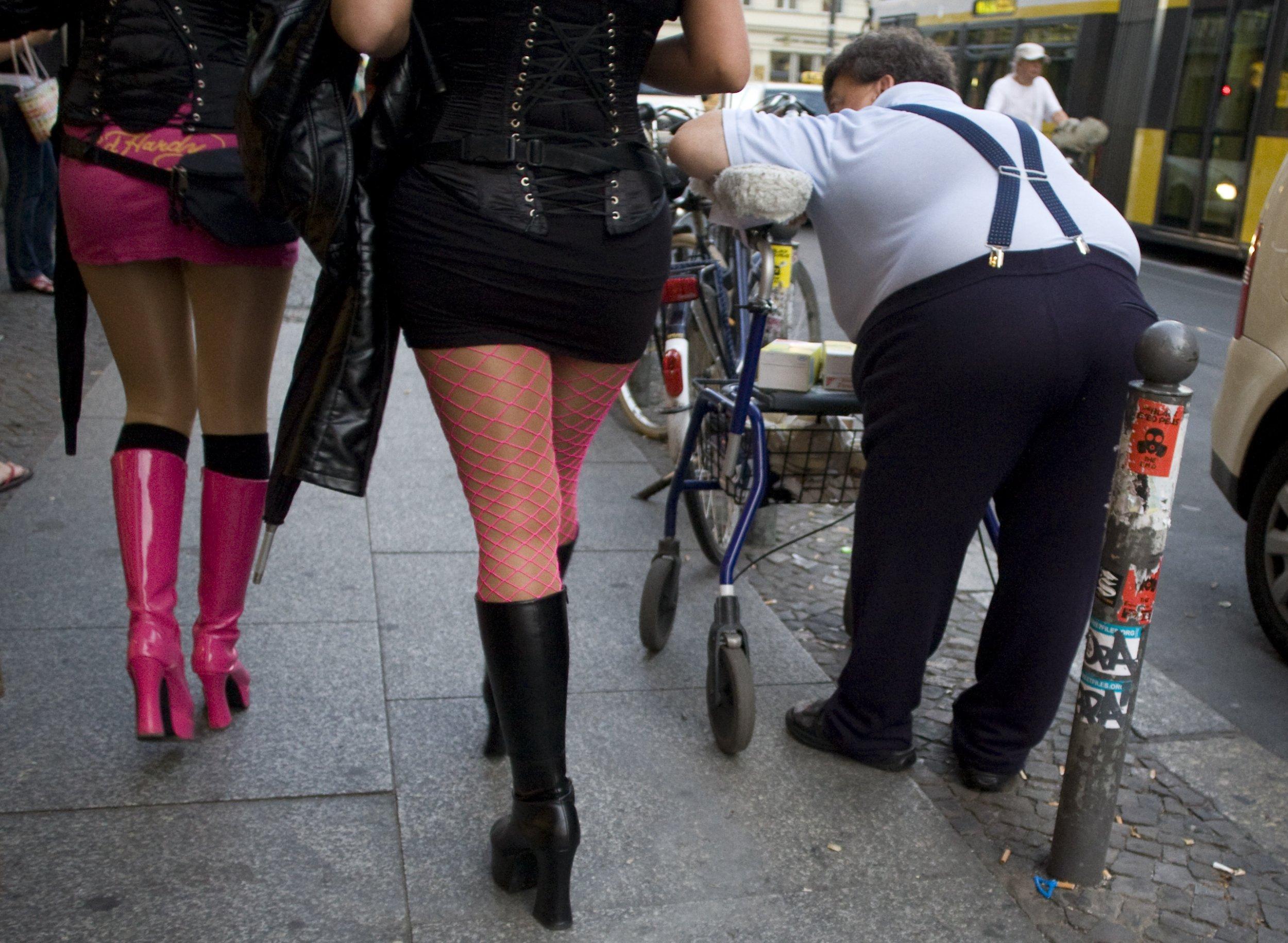 Sex workers in Berlin