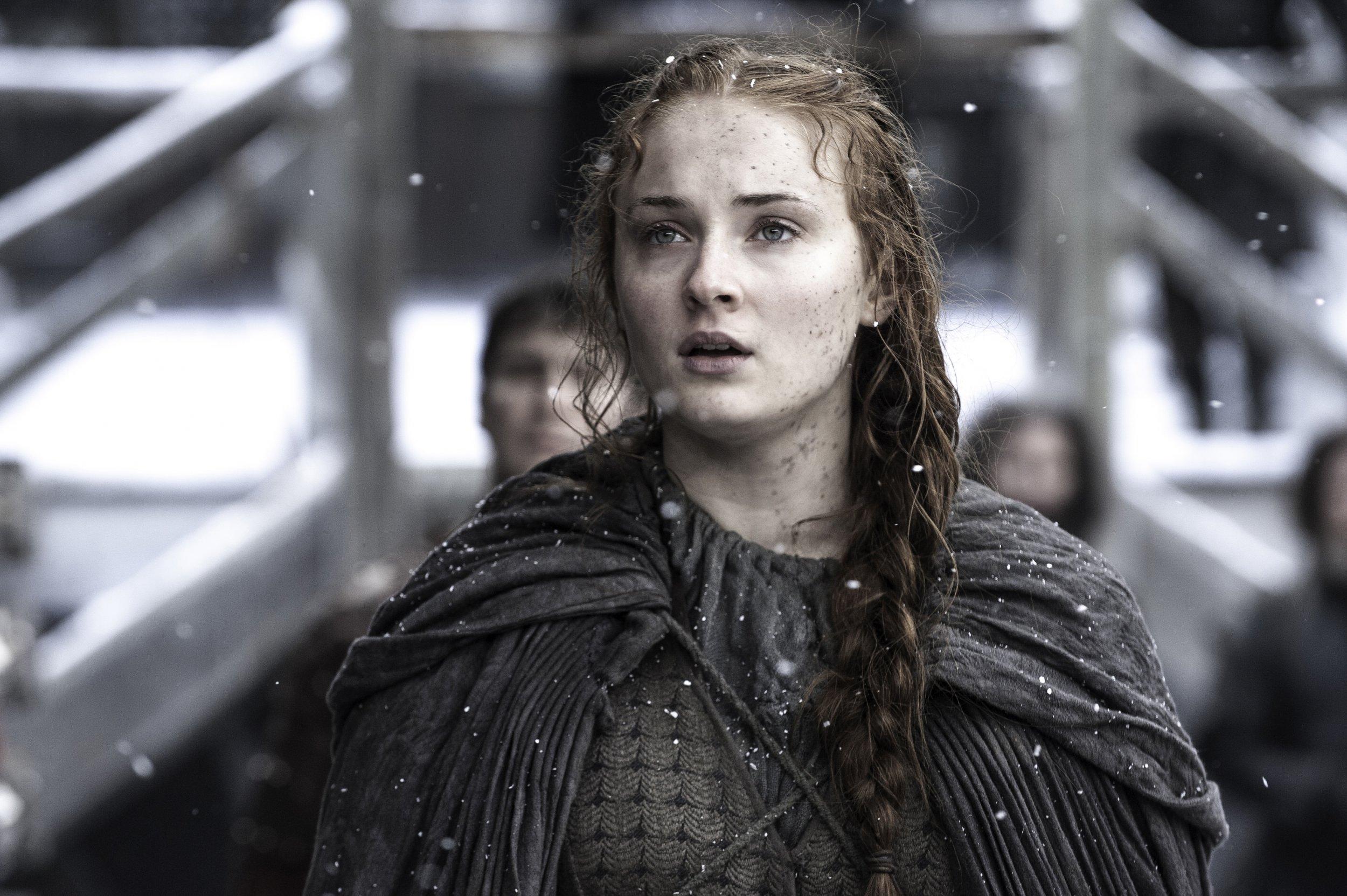 Sansa Stark letter