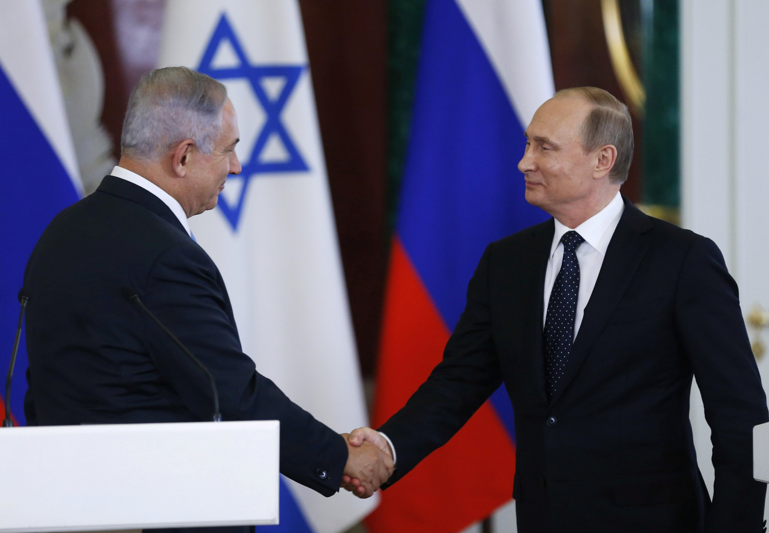 Russia and Israel are risking a showdown in Syria | Opinion