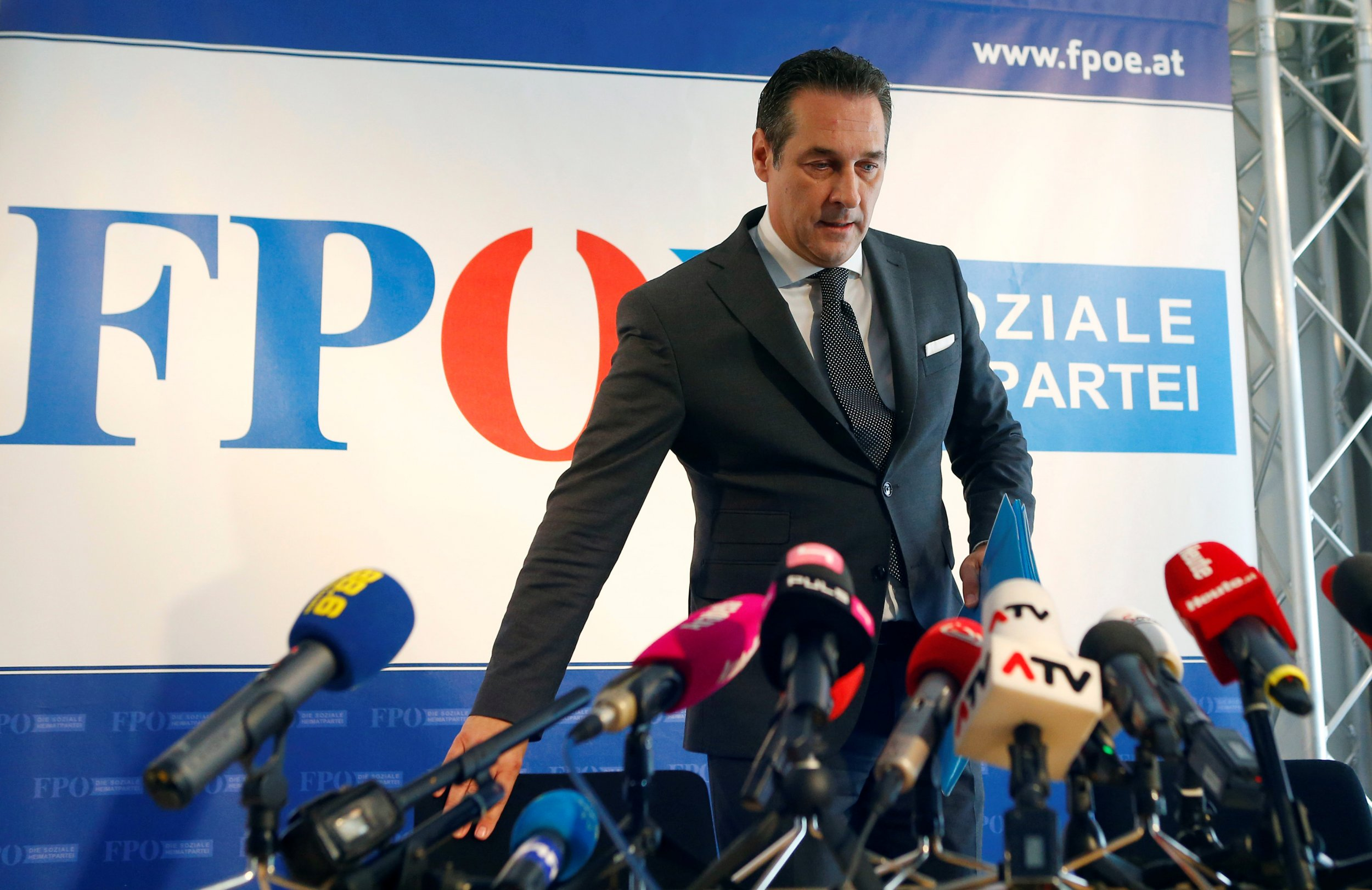 Austria's Far-Right to Contest Election Result
