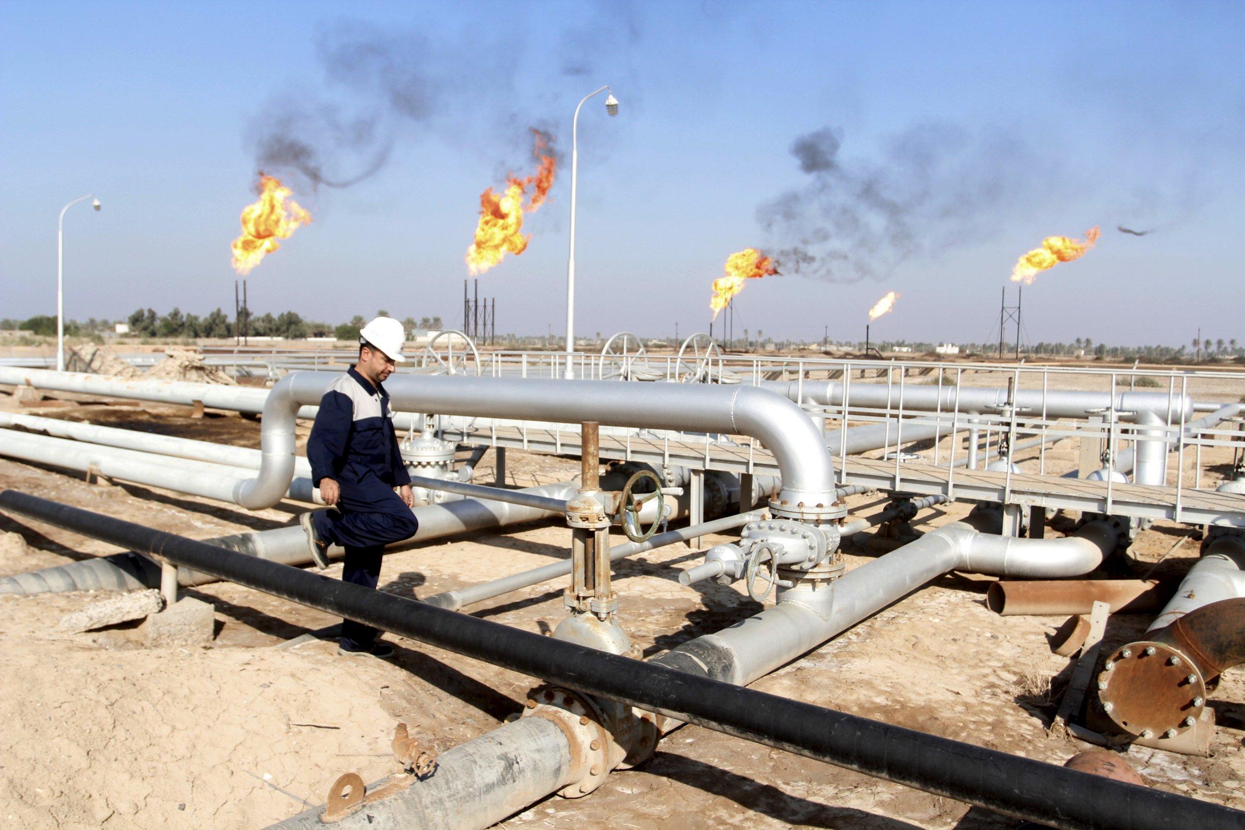 Nahr Bin Umar oil field