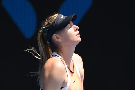 Tennis star Maria Sharapova.