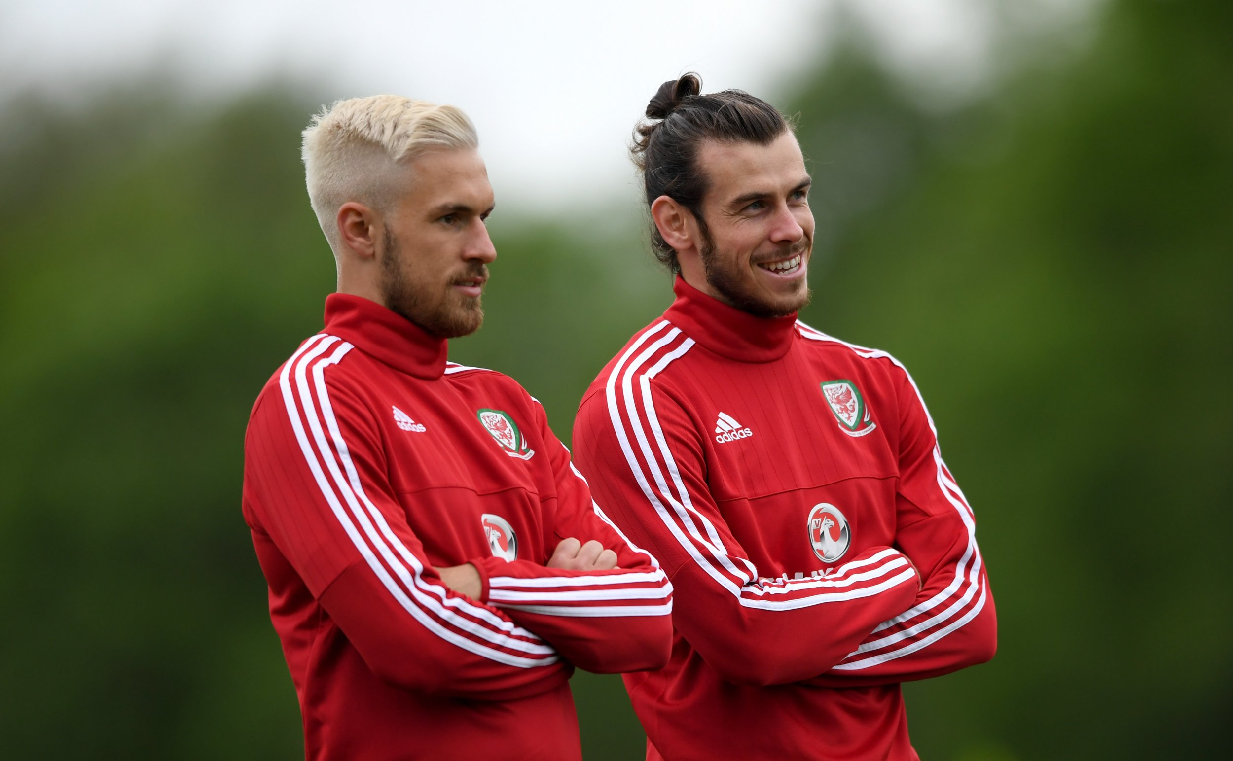 new style 2ac1e d23e4 Aaron Ramsey: Wales Could Do a Leicester City at Euro 2016