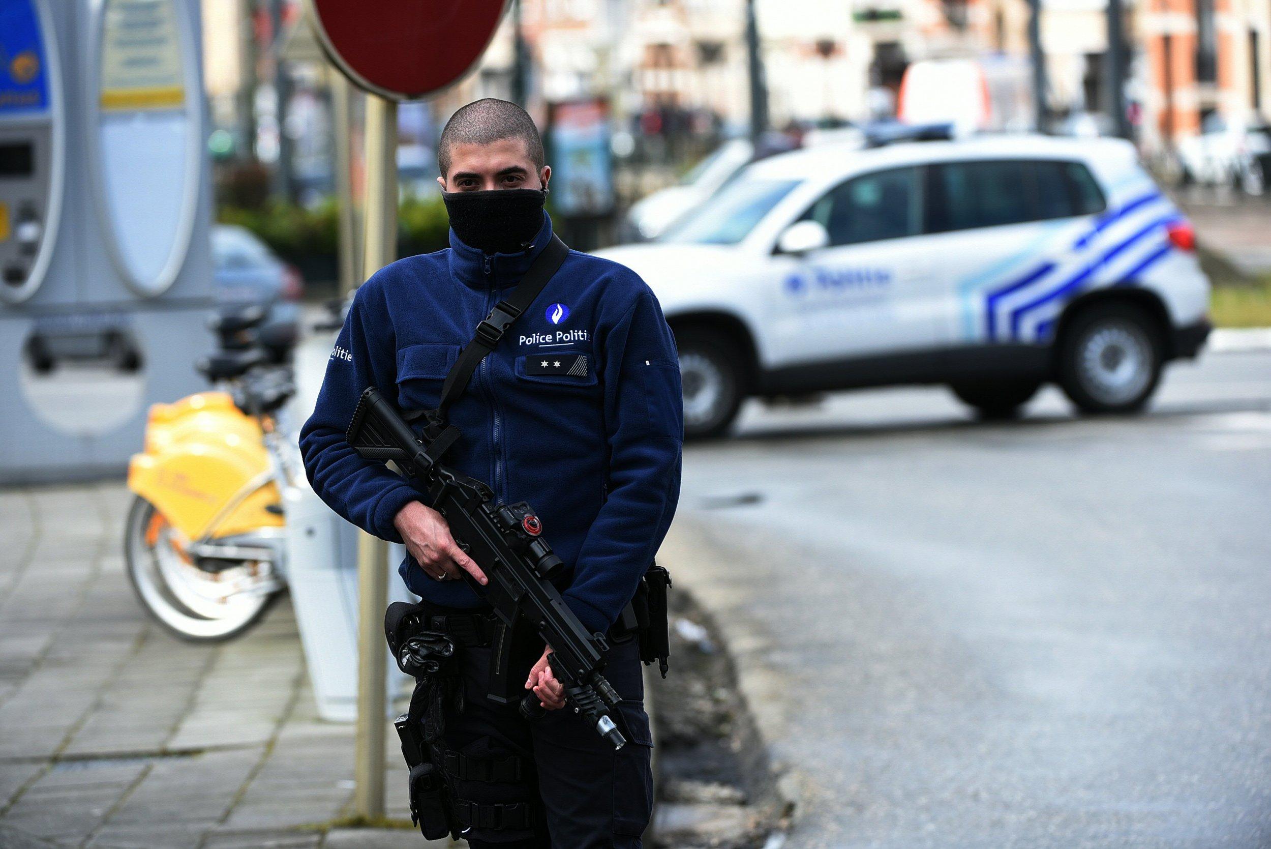 Brussels Schaerbeek operation