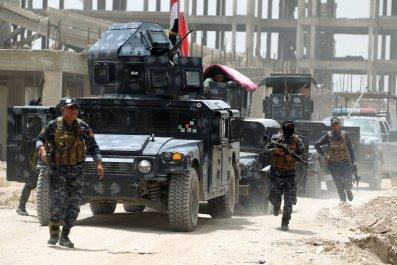 Fallujah offensive Iraq