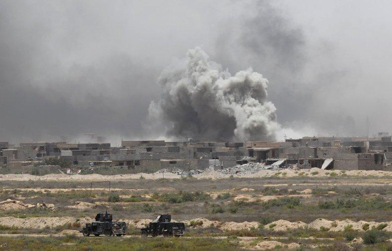 Fallujah Iraq ISIS