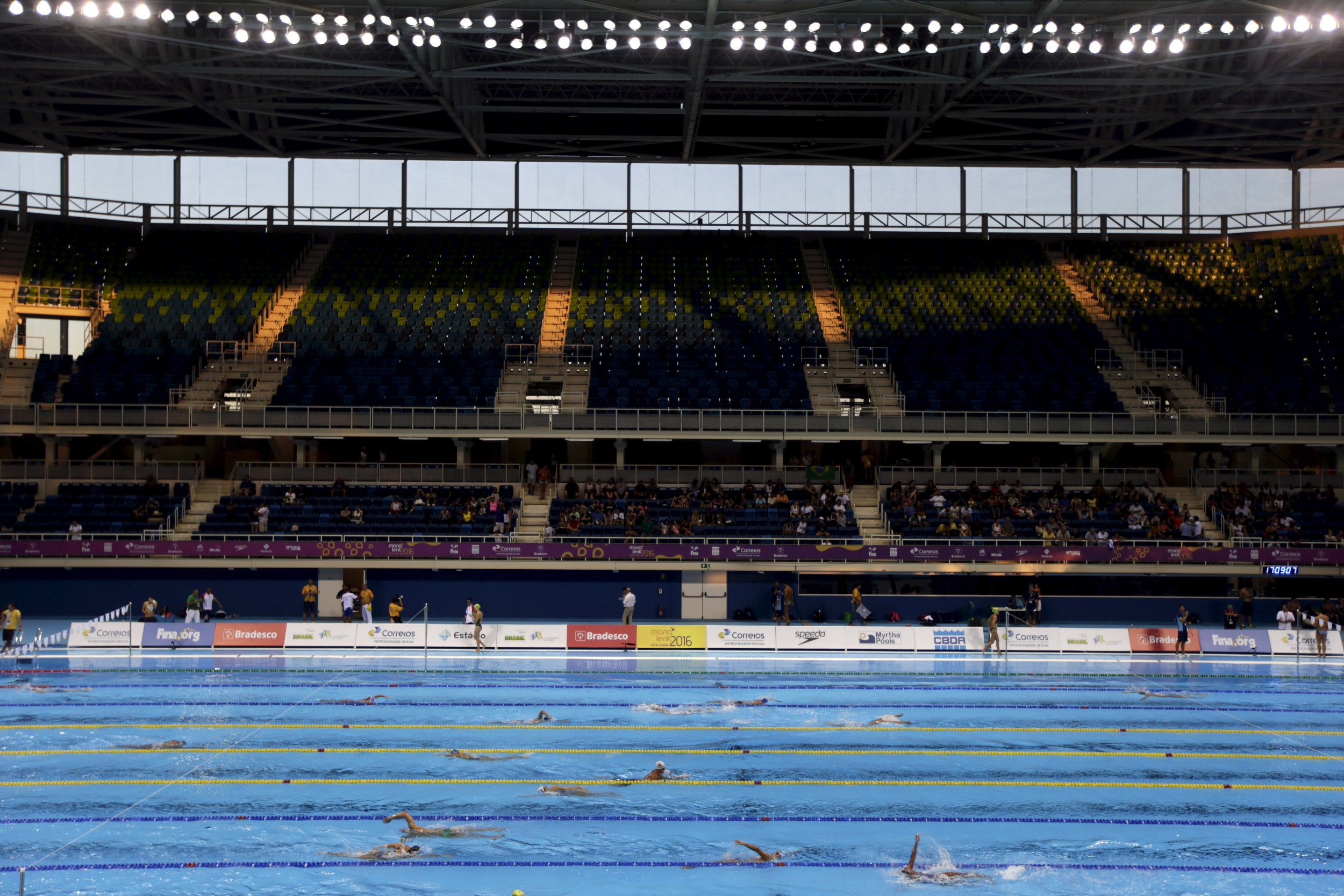 6-10-16 Olympic swimming