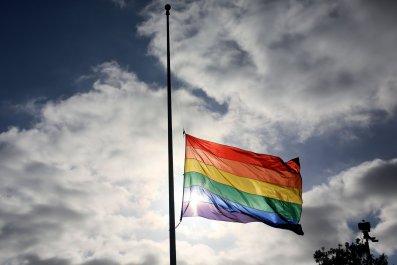 Orlando Gay Pride Massacre