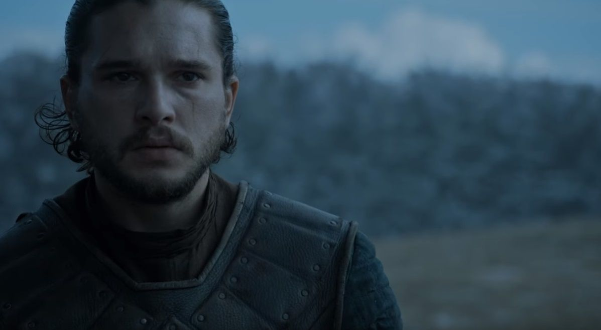 Jon Snow - Game of Thrones, Battle of the Bastards