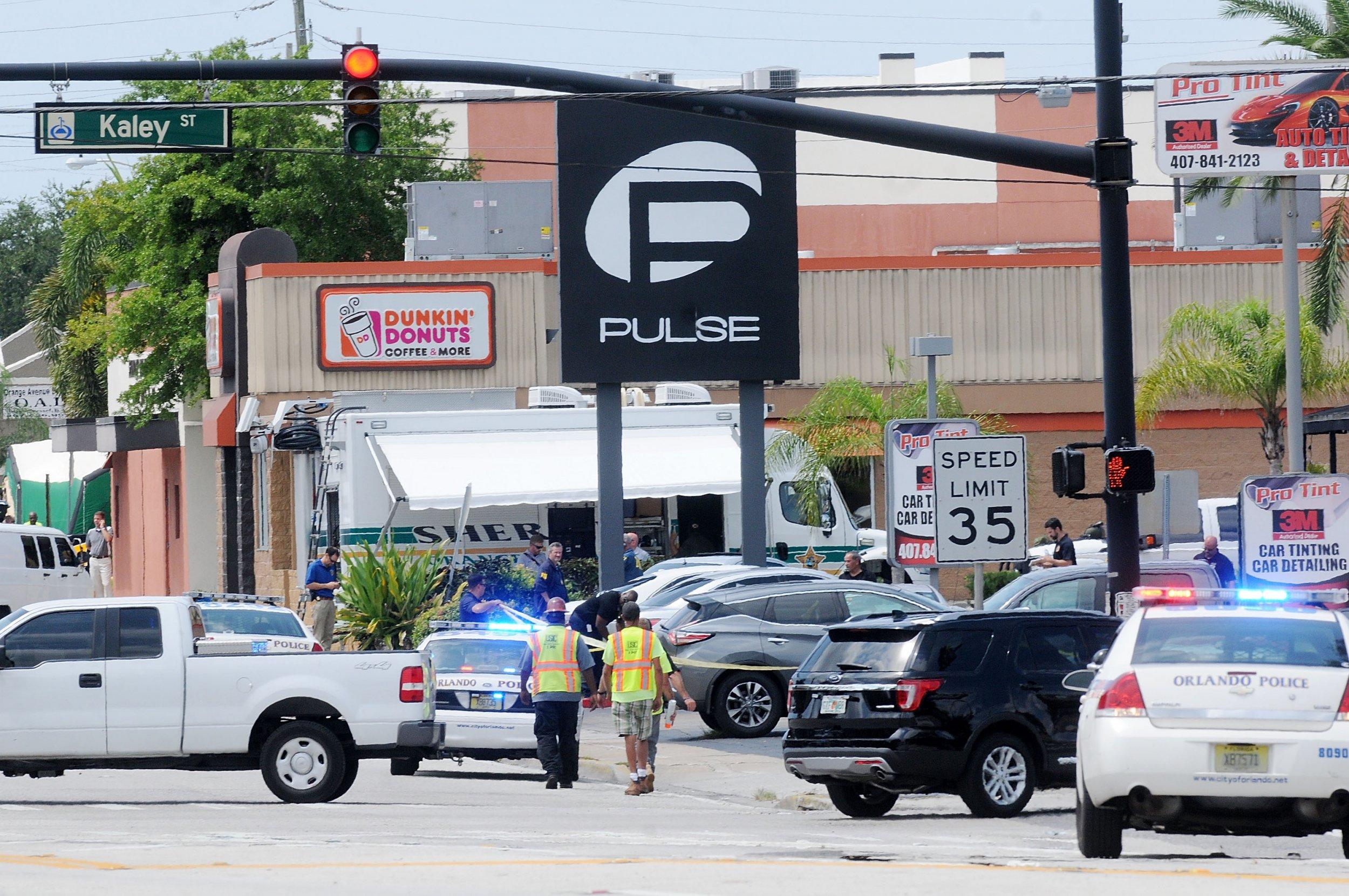 Pulse nightclub in Orlando, Florida