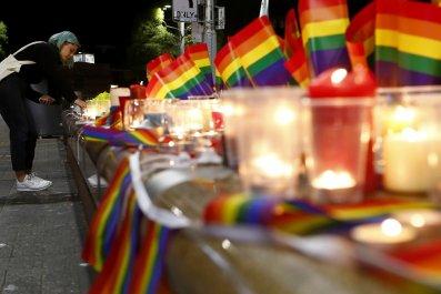 Pulse nightclub candlelight vigil
