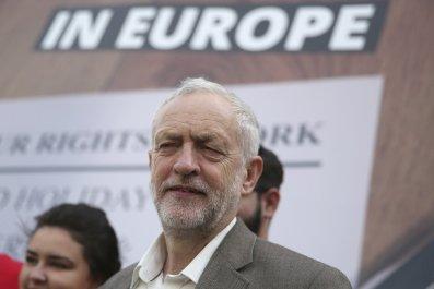 Jeremy Corbyn Europe