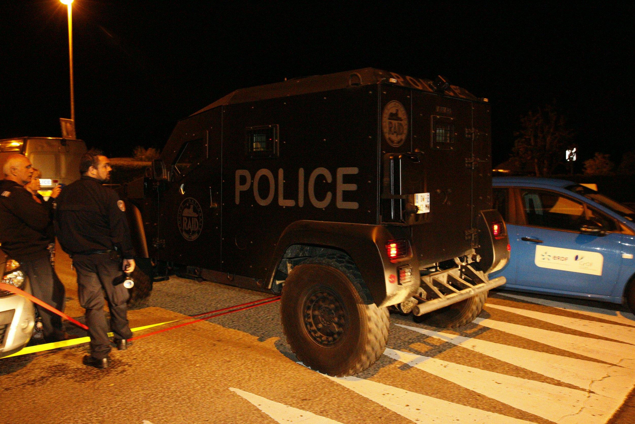 Paris Attack Policeman ISIS