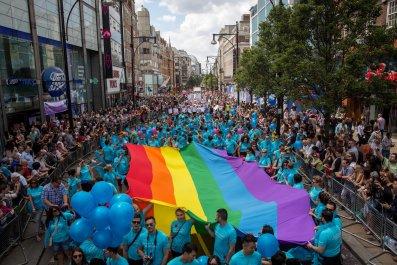 London Pride LGBT Orlando