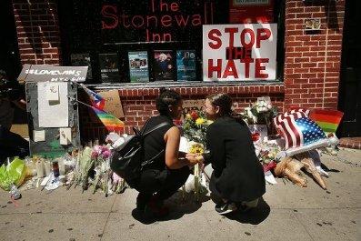 Pride Orlando Shooting