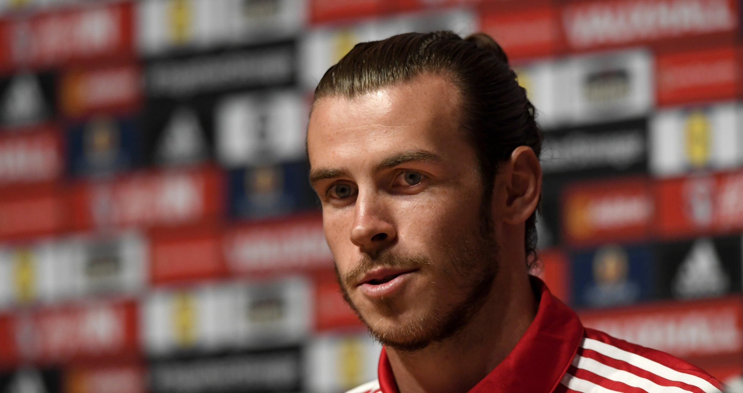 Wales winger Gareth Bale