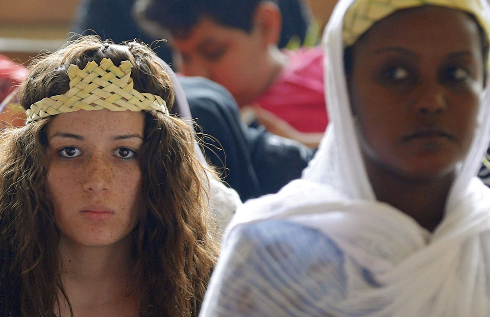 Muslim women seeking white christian men