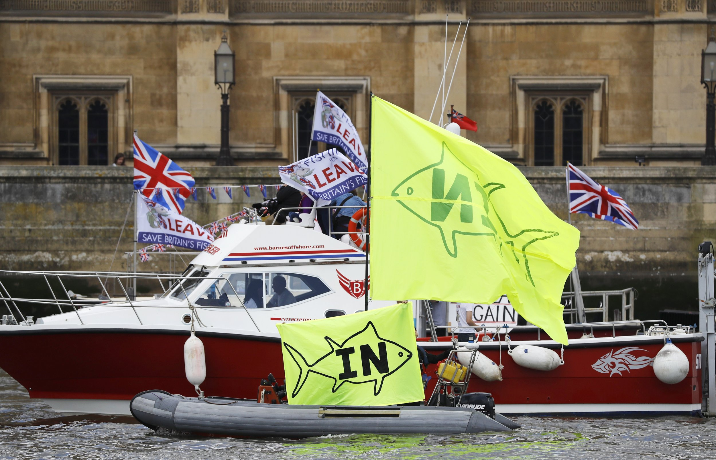 Remain Boat