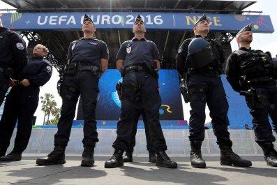 Euro 2016 France Belgium ISIS