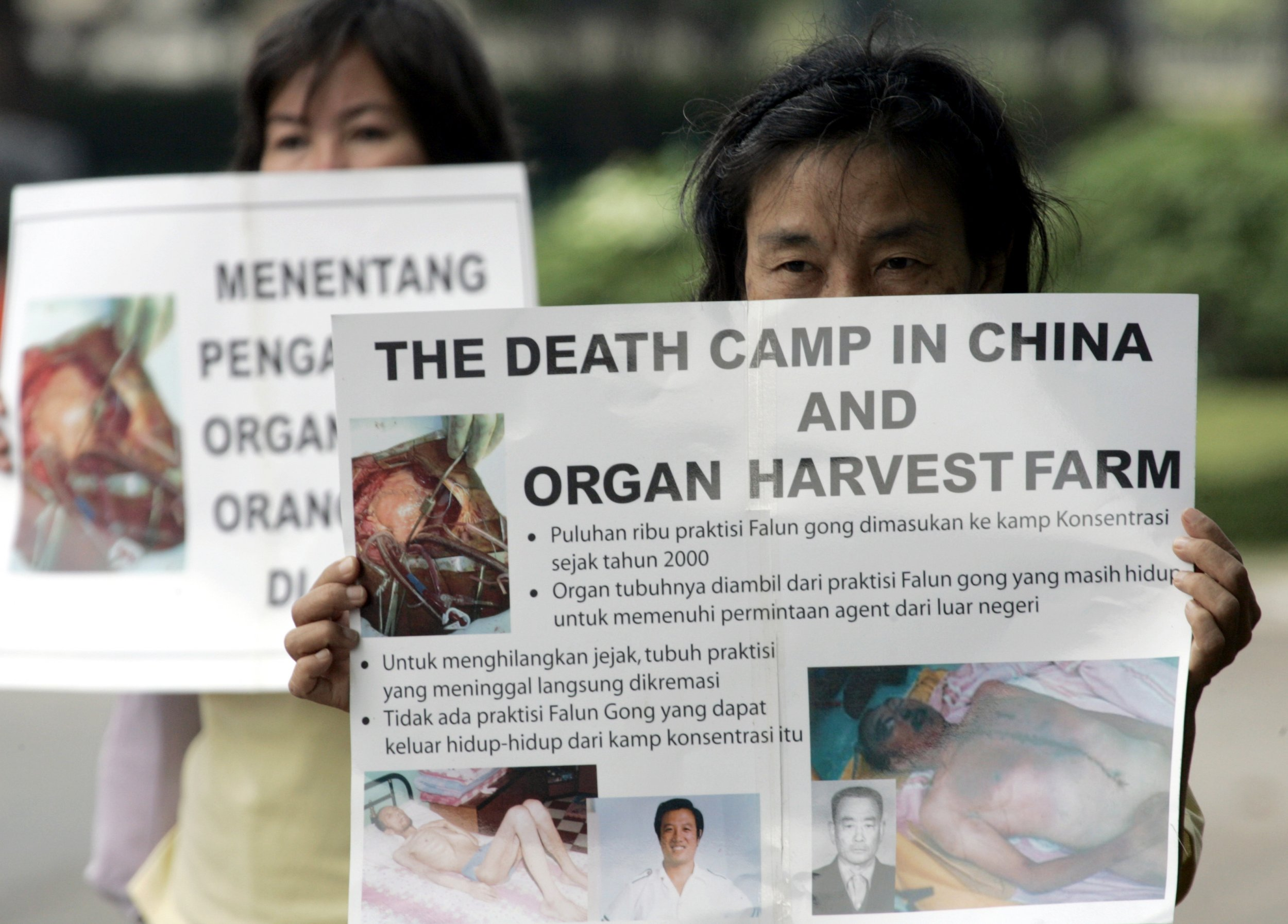 Is China Still Harvesting Organs From Its Political Prisoners?