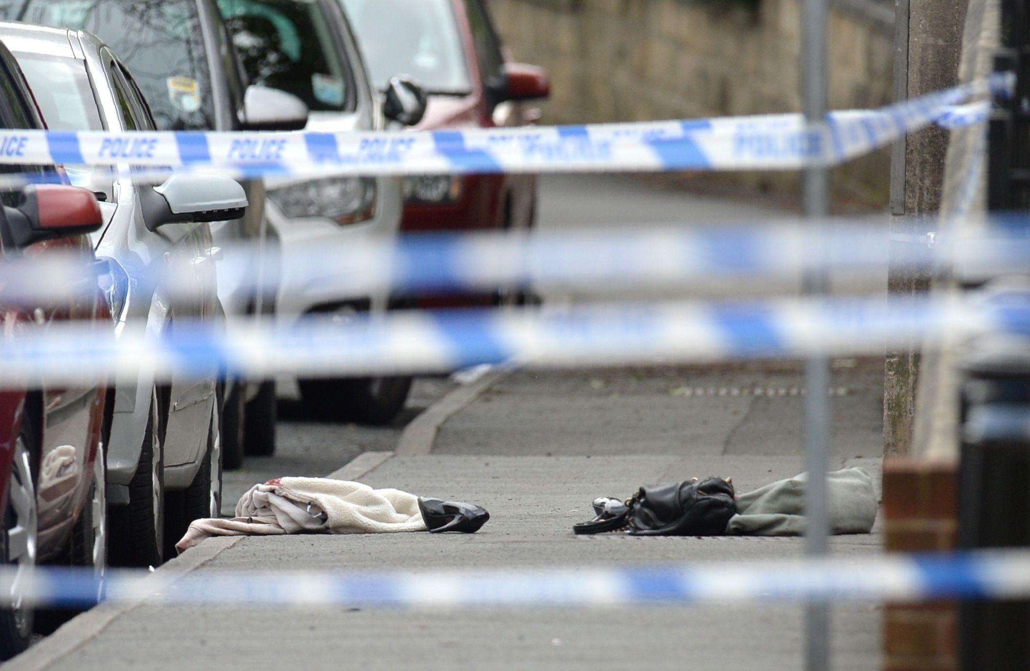 Jo Cox crime scene