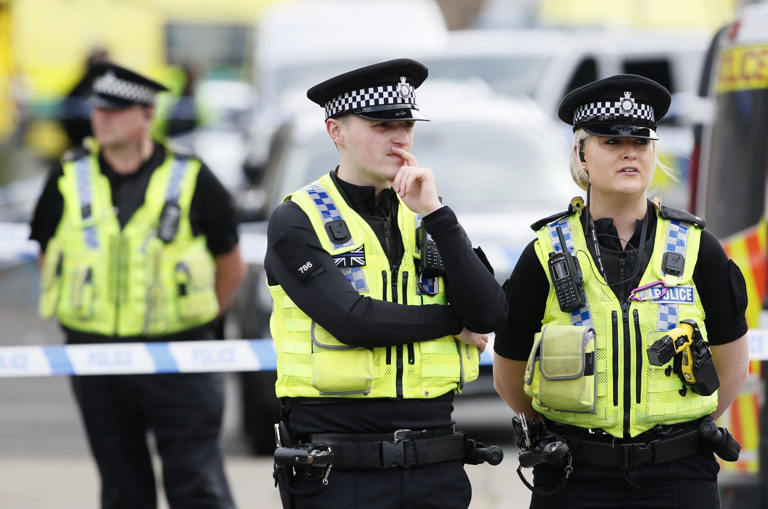 Police in Birstall