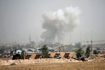 Clashes in Fallujah