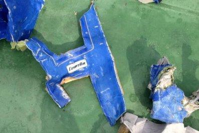 EgyptAir crash debris