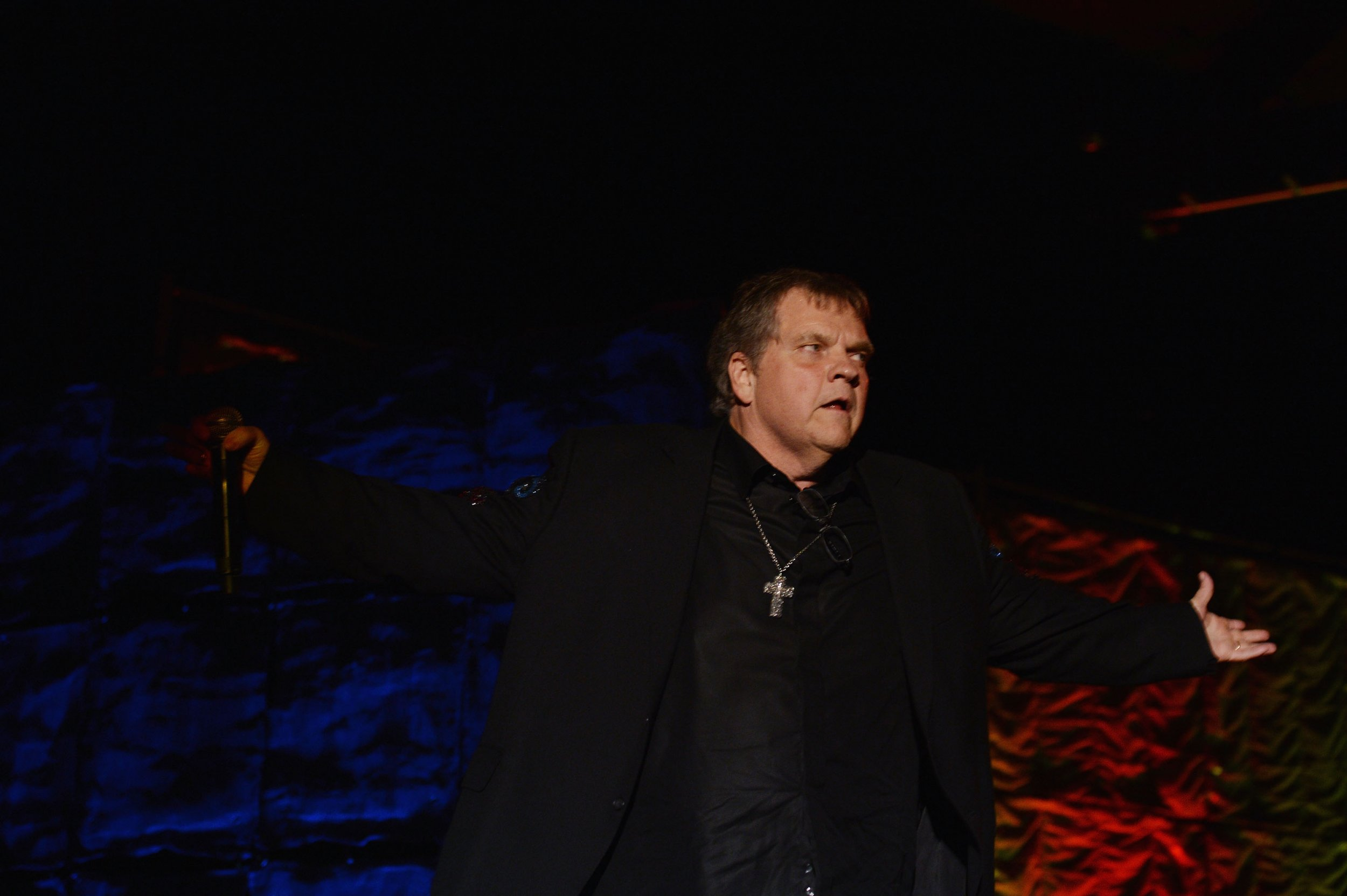 Meat Loaf in 2012