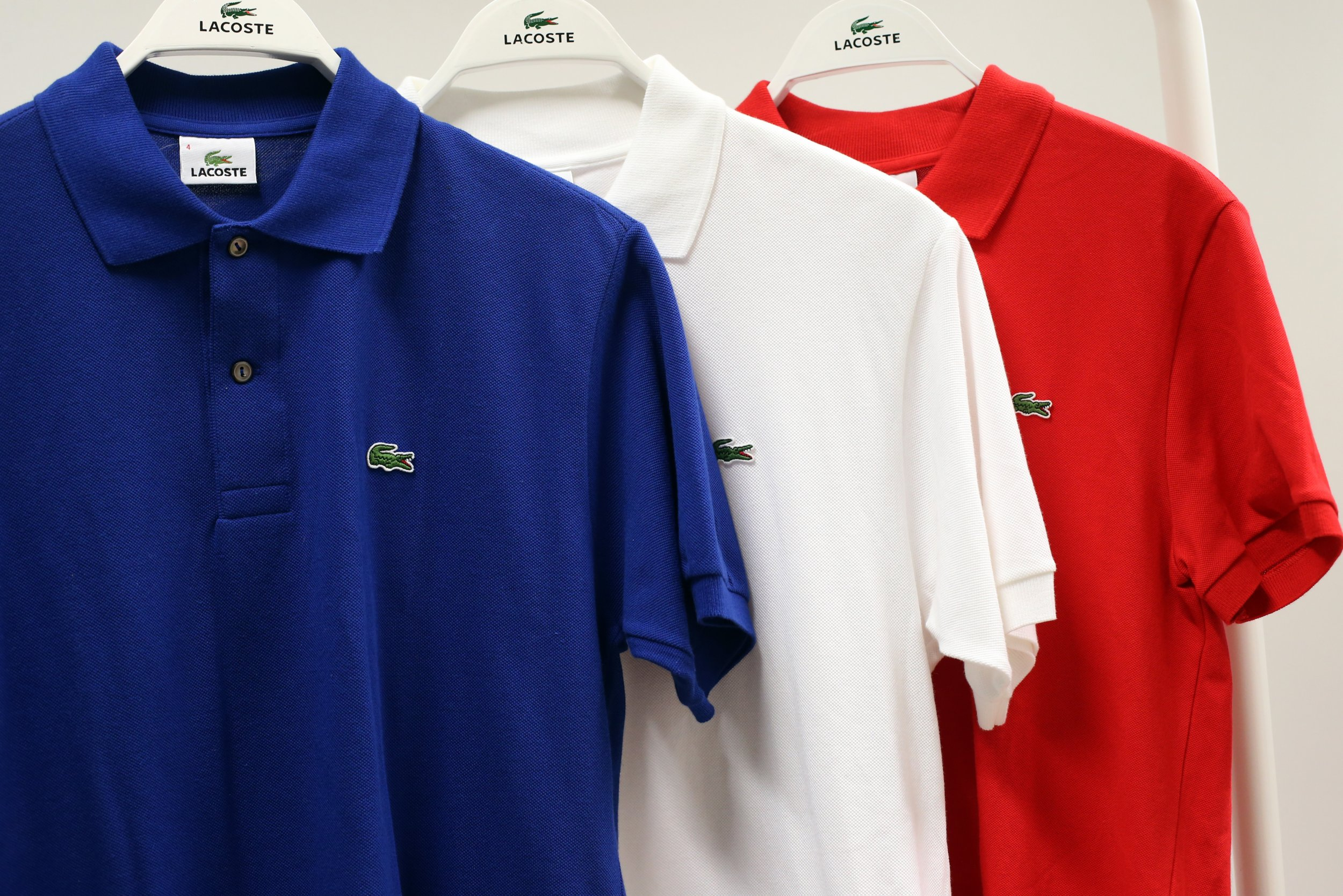 Survival Of The Fitted Ubiquitous Polo Shirts A Long Way