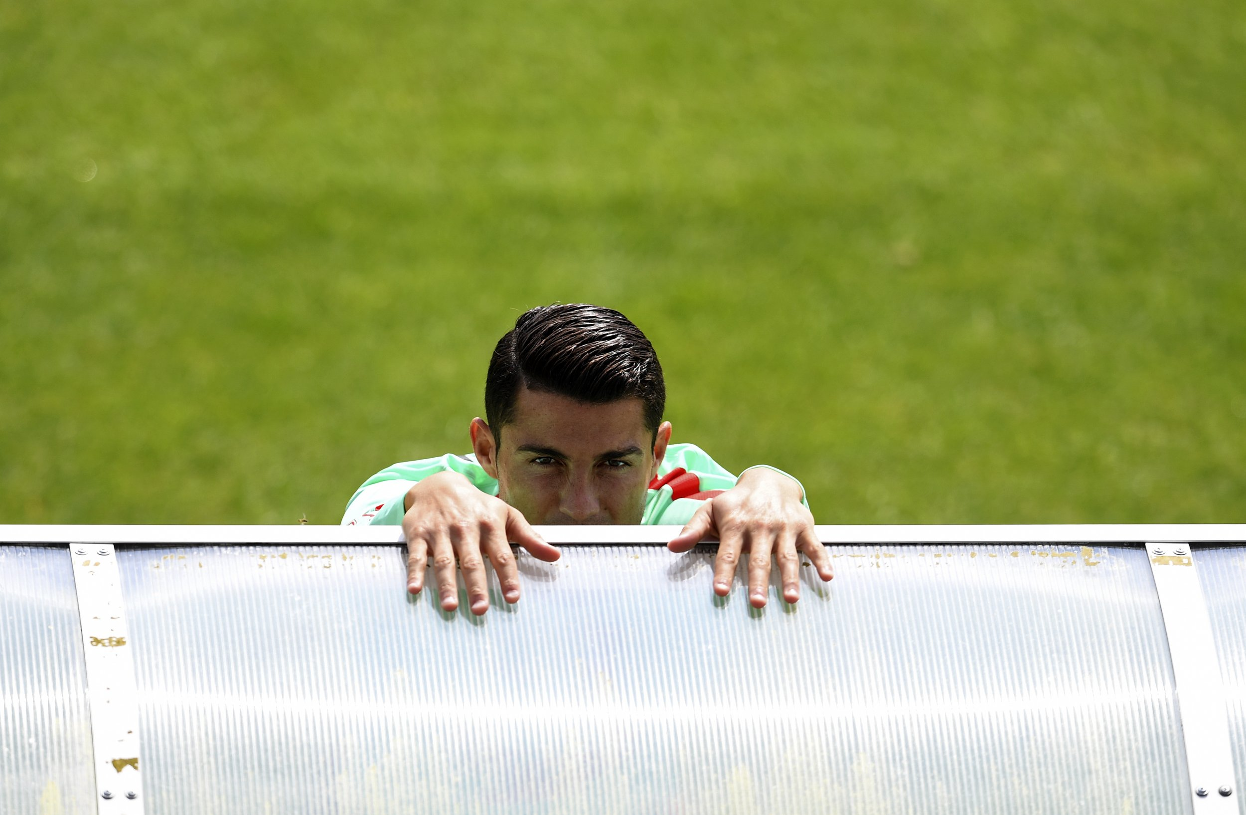 Portugal superstar Cristiano Ronaldo