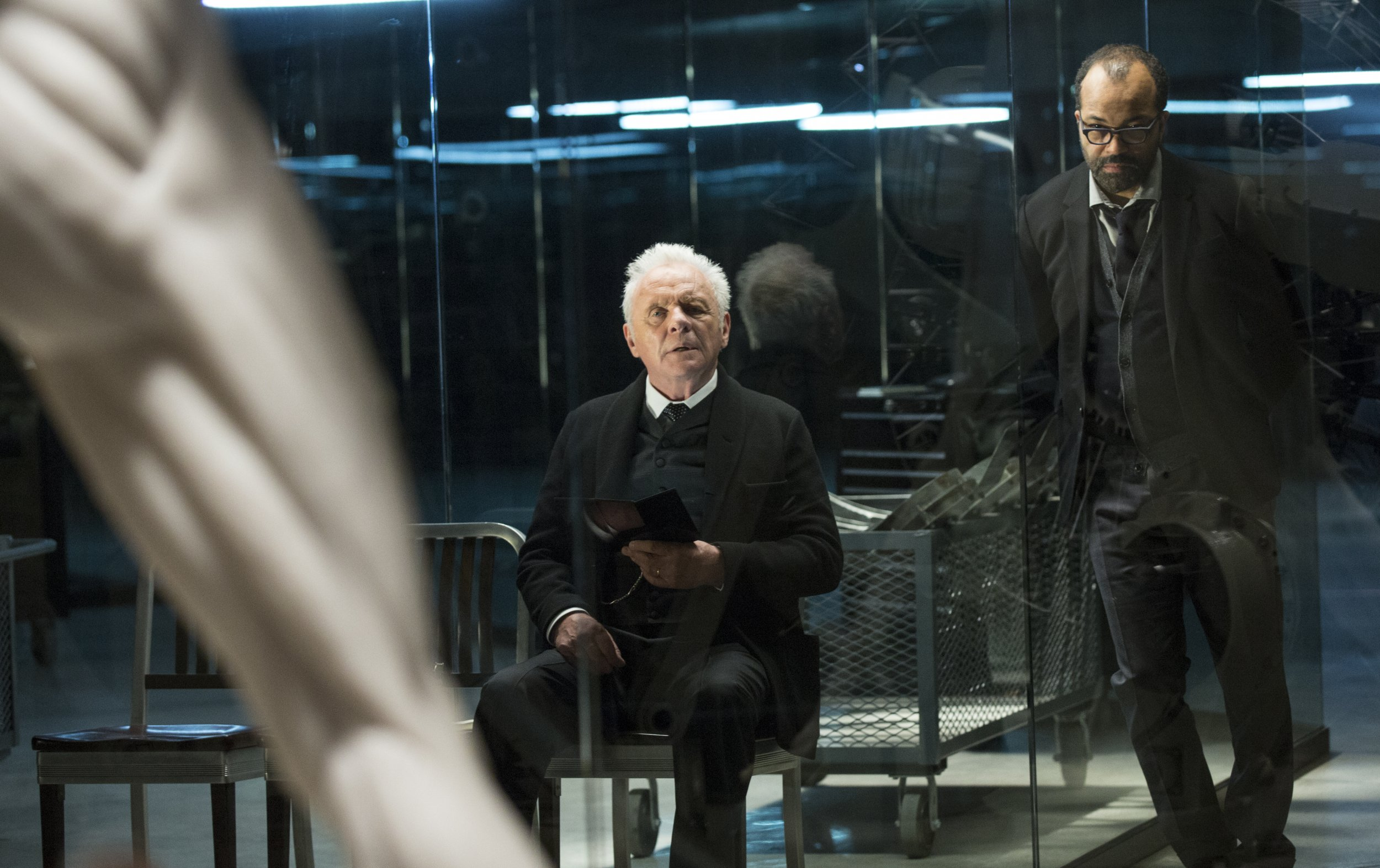 Westworld HBO - Anthony Hopkins