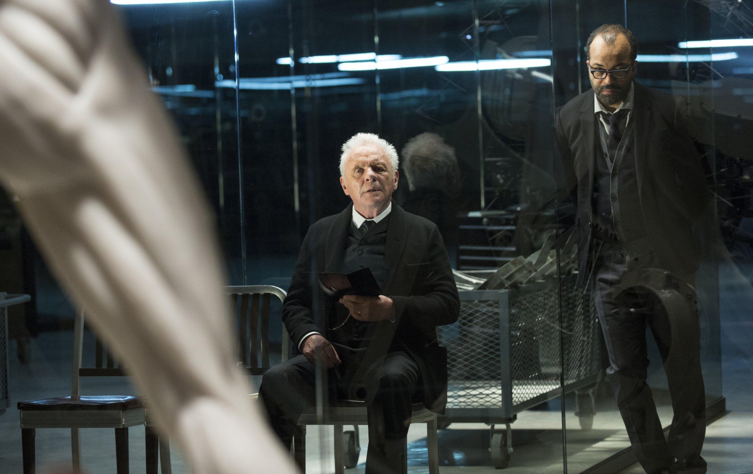 Westworld HBO - Anthony Hopkins