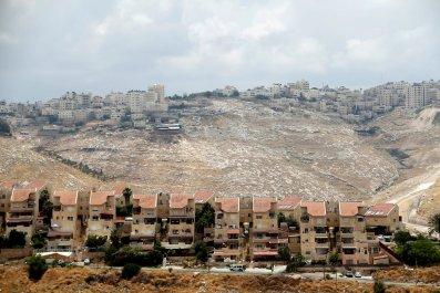 Israeli settlement Maale Adumim