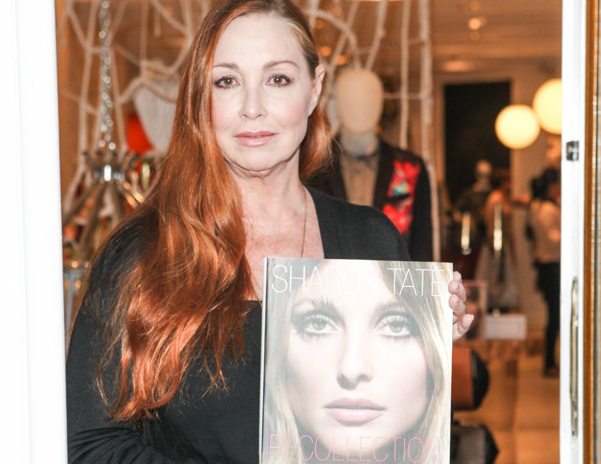 Debra Tate - sister of Sharon Tate