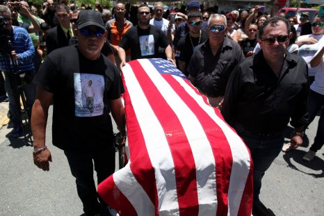 Angel Candelario Funeral