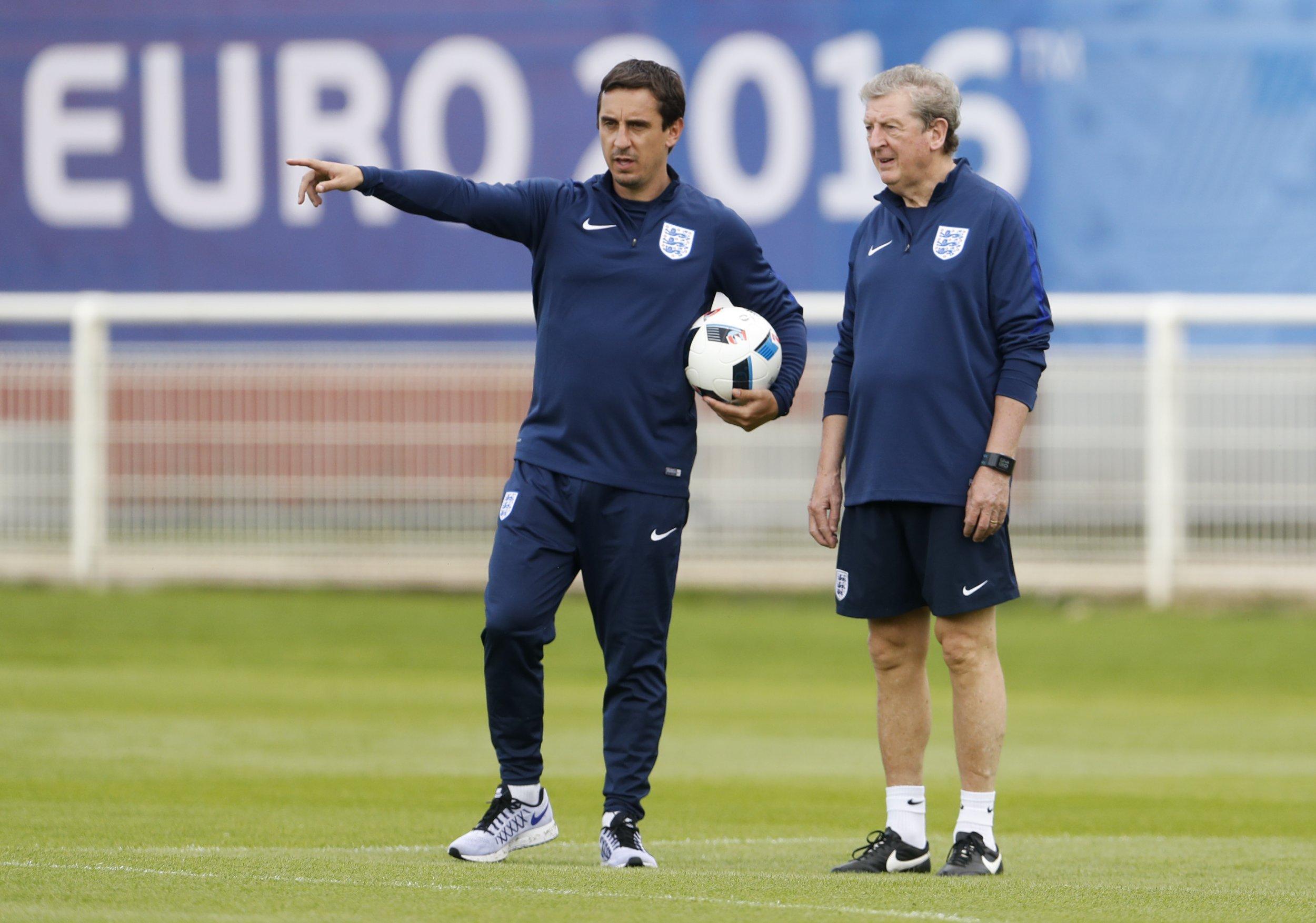 Neville and Hodgson