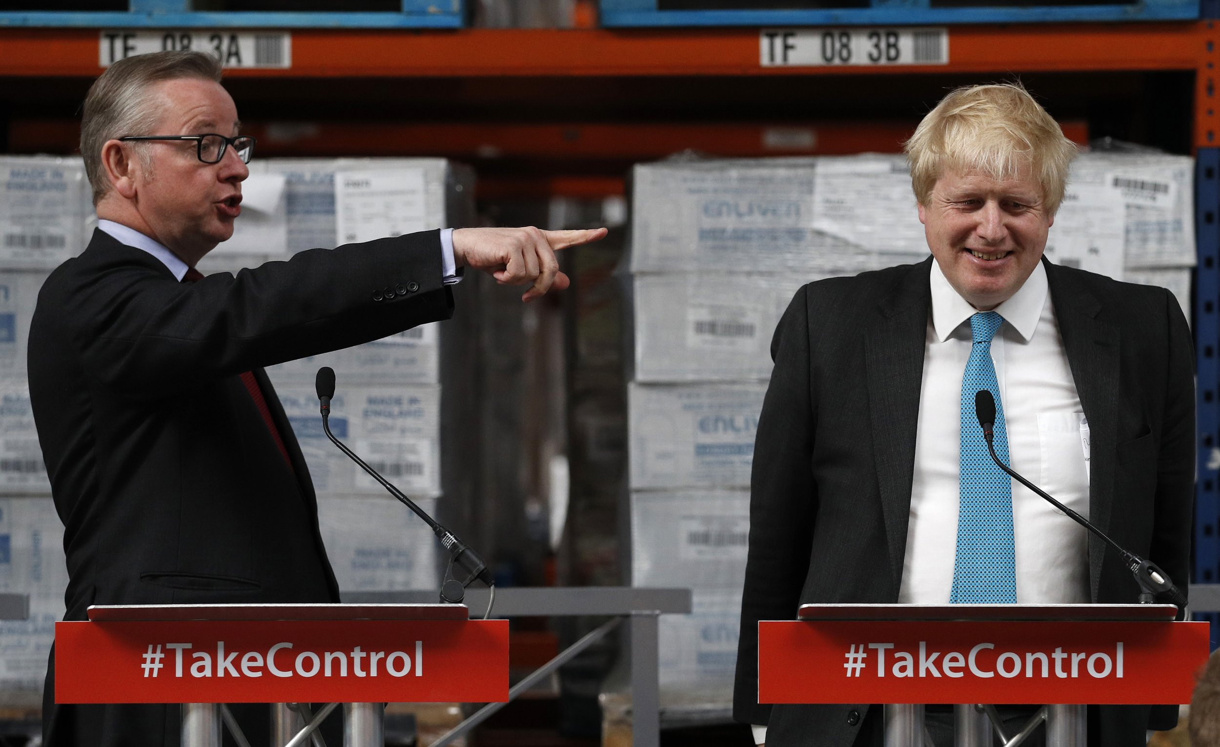 Boris and Gove