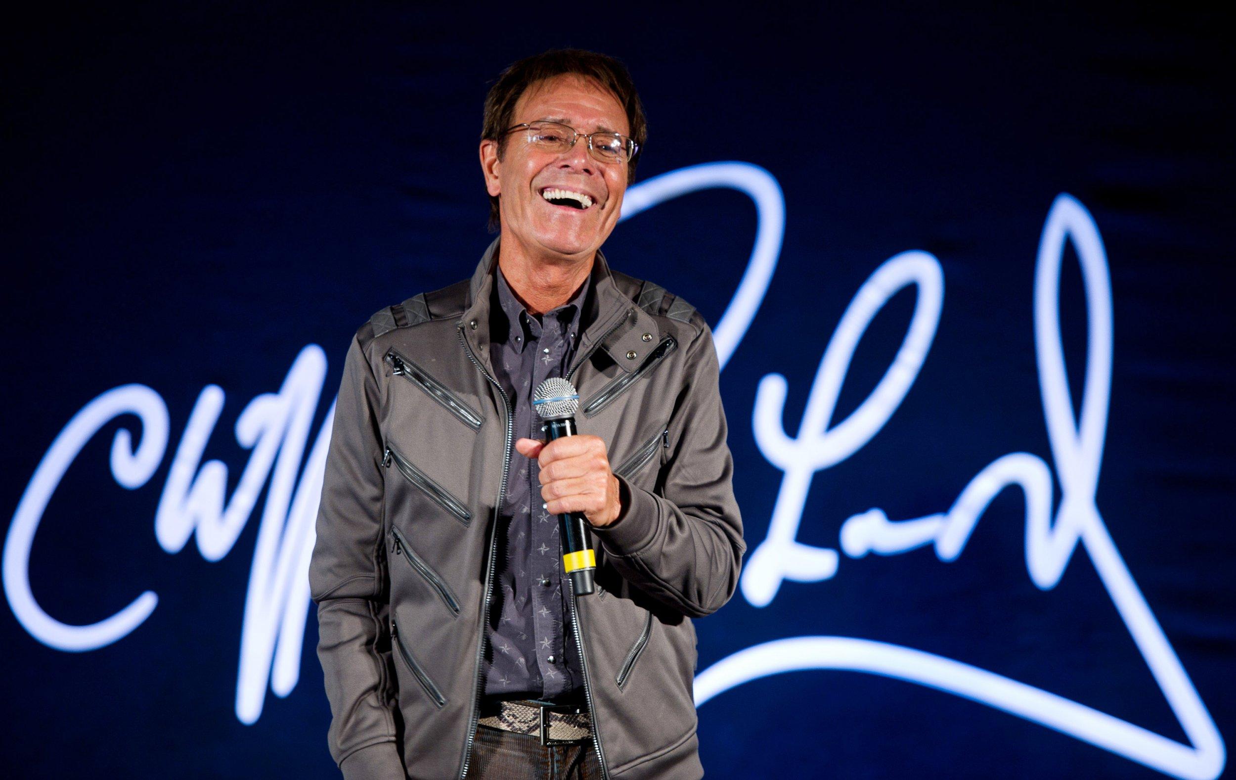 Cliff Richard in 2011