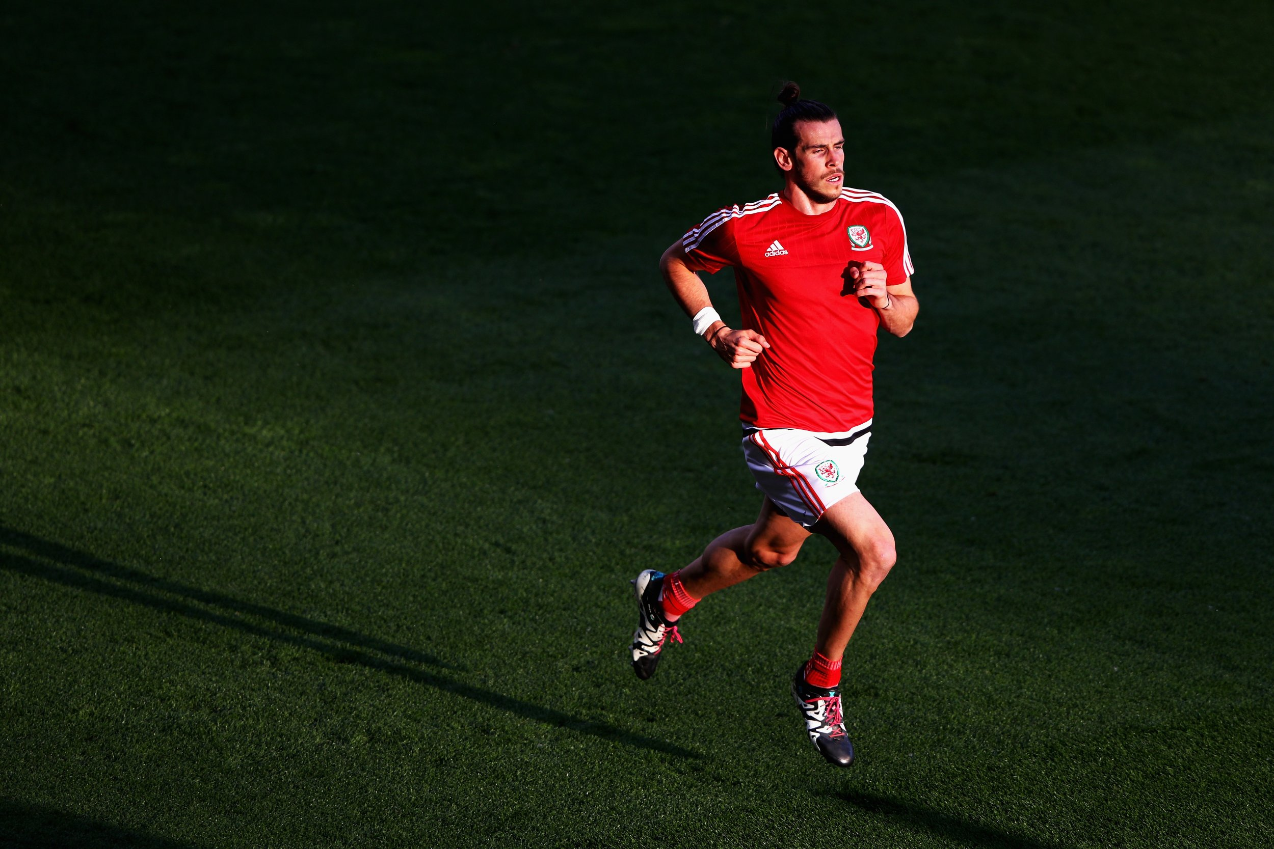 Wales winger Gareth Bale.