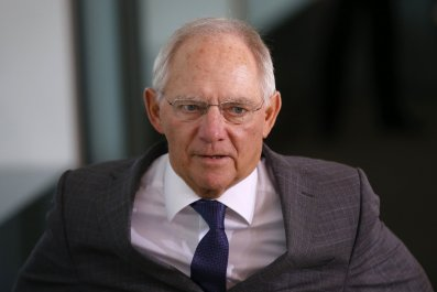 Wolfgang Schauble Brexit