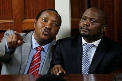 Kenyan politicians in court for hate speech