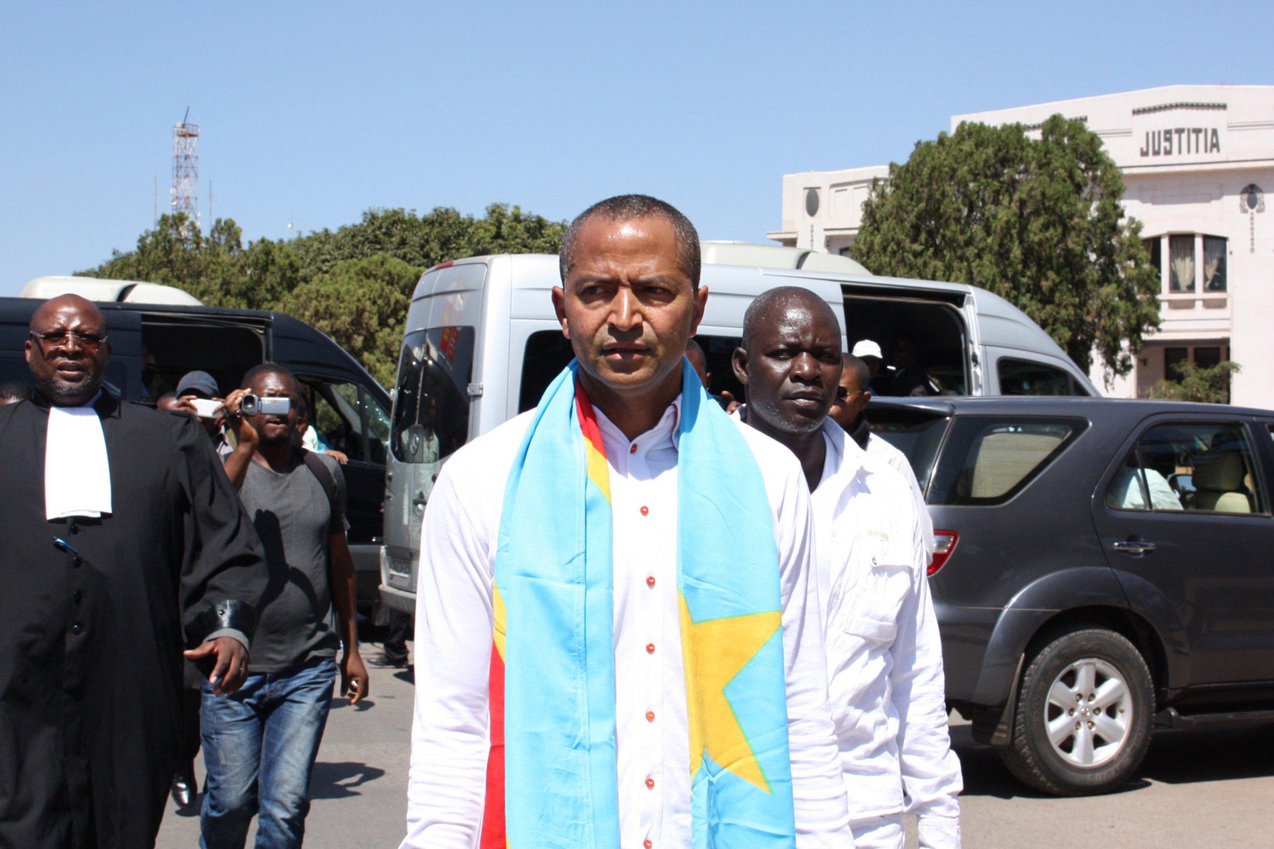 Congo's Moise Katumbi