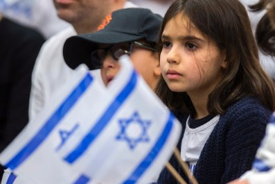 French family makes aliyah to Israel