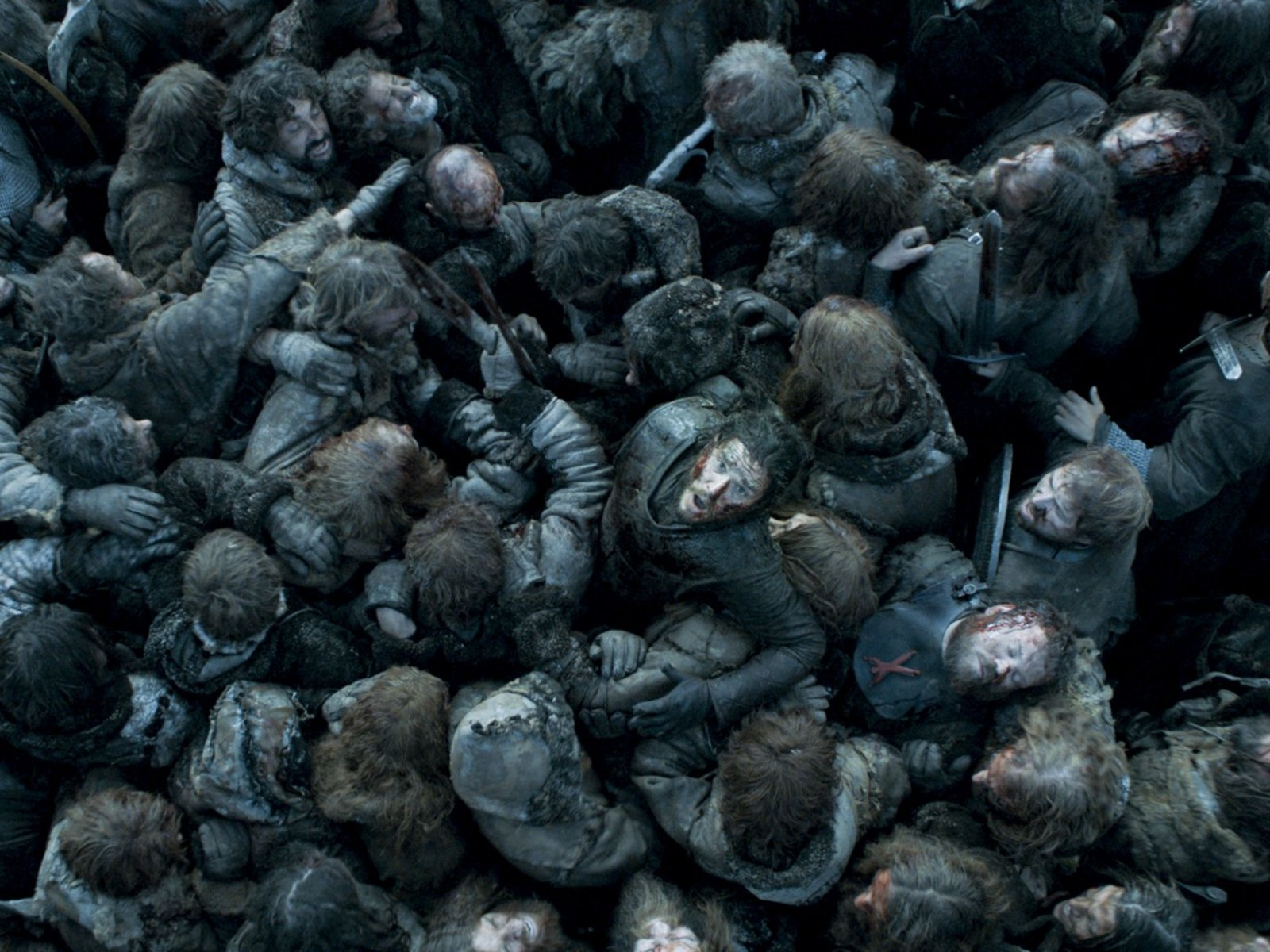 Game Of Thrones The Best Battle Of The Bastards Mashups