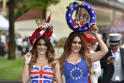 Brexit Costumes