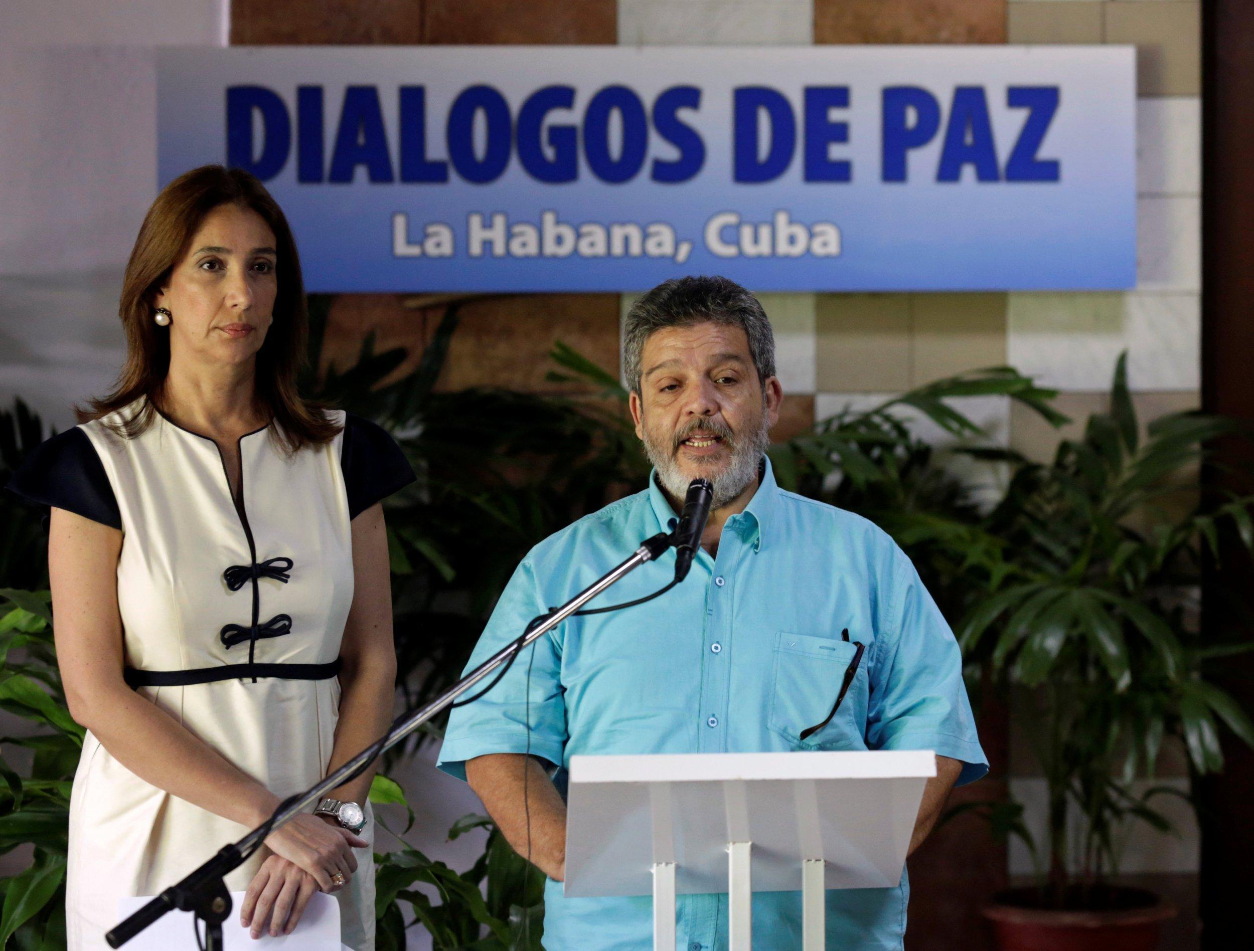 Colombia Farc ceasefire